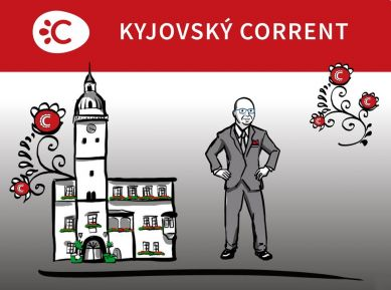 Corrency starts on April 26 in Kyjov
