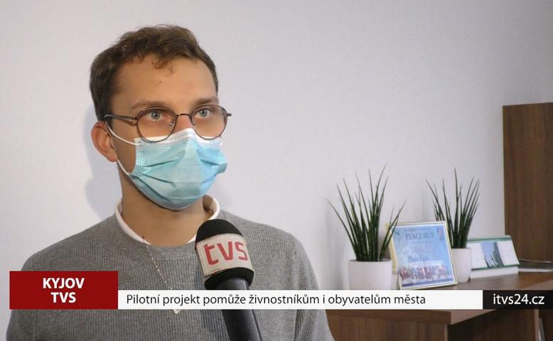 TV SLOVACKO REPORT ON CORRENCY IN KYJOV